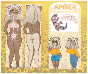 {COM} amber by Pvpper