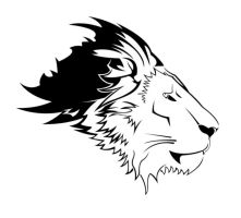Lion Tribal by Maskmaker24