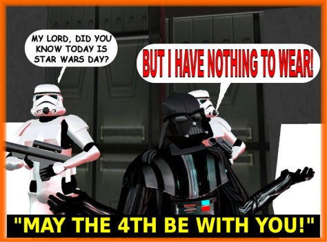 Darth Vader's Dilemma by The-Mind-Controller