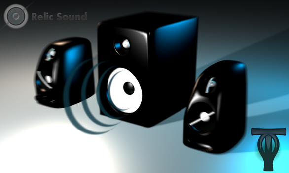 Relic Sound Speakers by Vitality116