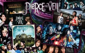 Pierce The Veil Wallpaper by raize