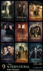 SPN - Posters (Mobile Wallpapers) by lilyanjudyth