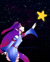 Reaching for the Stars by BriarHK