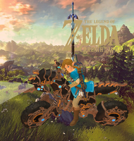 Motorcycle - Breath of the Wild by Hakirya