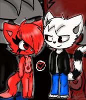 Jazz and (Her Bf) .... ._. -AT- by PattyHtf16