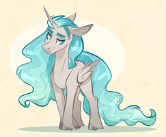 Alicorn Offer to Adopt by sararini