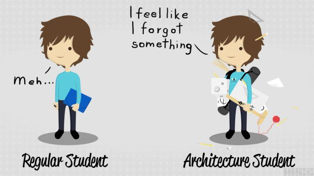 Architecture students will know by Maxknd