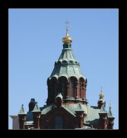 Uspenski Cathedral by zironjones