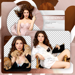 Png Pack 660 // Anna Kendrick by confidentpngs