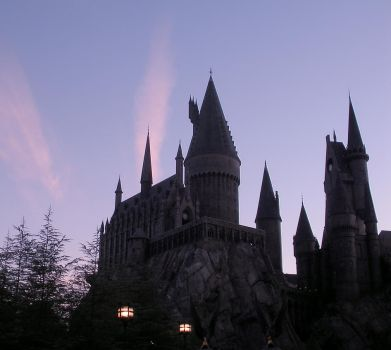 Wizarding World of Harry Potter (2) by xxtayce