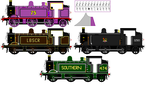Dennis the LBSCR E4 by Galaxy-Afro