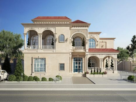 Classic ViLla by Amr-Maged