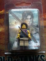 Tomb Raider [2012] LEGO Mini by Dornogol