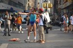 The best street performer ever! NYC by ebonneau