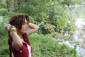 Aerith - Close up by AerithStrife90