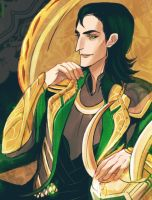 Loki by RealDandy