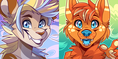 May Icon Set by Wicklesmack