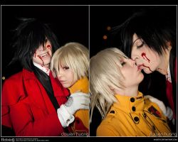 Hellsing: Joined in Blood by Maxieyi