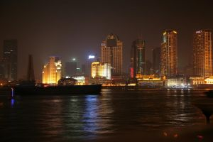 The Bund Shanghai 2 by iSi1ent
