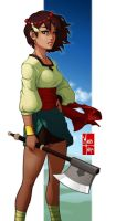 Indivisible - Ajna by Maiss-Thro