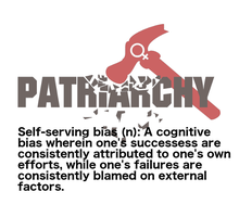 Feminism and cognitive bias by Phracker