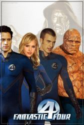 FF01 Fantastic 4 (2005) by eliwingz
