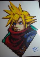 Cloud_Perler Beads by Beckylynne