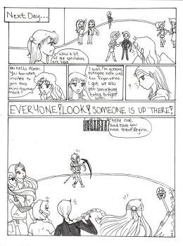 Mini Tour. Orion vs Darkness pg.2 by MissLey