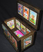 Box 55. Garbage Pail Kids 2. Inside Left by WesleyYoung