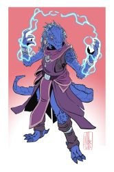 Dragonborn by Lord-Of-The-Guns