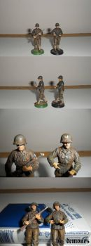 Infantry 3rd Division 1-2 by demones