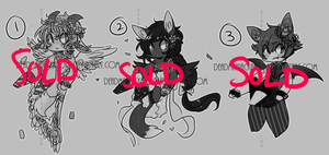 Cupid Adopts: SET PRICE [CLOSED] by DeadmanJackalope