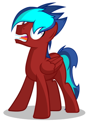 Red Arrow ART by ViperBrony454