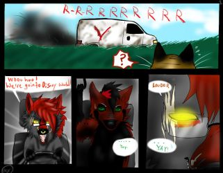 The RaVan pg.1 (a FH comic) by Alextheinsane