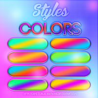 STYLES: Colors~~ by CAMI-CURLES-EDITIONS