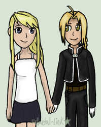 HAPPY EDWIN DAY! (May 3, aka 503) | Finished by Fullmetal-Link