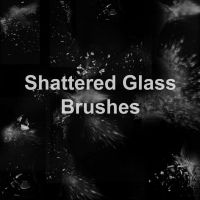 Shattered Glass Brushes by thomasdyke