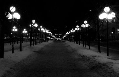 Road of Lights by JRL5