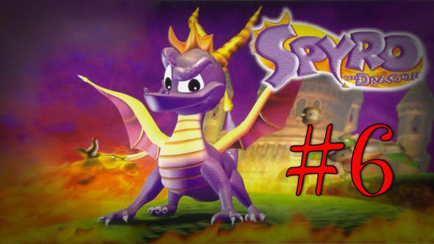 Let's Play Spyro The Dragon - Part 6 by ChristianDragoon
