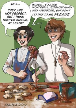 Cooking with...Hiraga by Ciajka