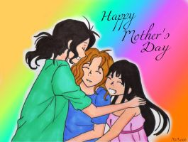 MR: Happy Mother's Day! by AliAvian