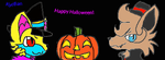 Happy Halloween! by Kyrifian