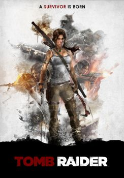 Tomb Raider II. by 187designz