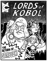 Lords of Kobol - Cover by LarryKingUndead