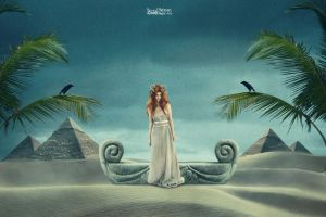 Welcome to the Pyramid by IsalRahman
