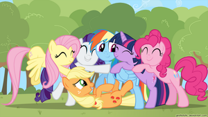 Group Hug by Gratlofatic