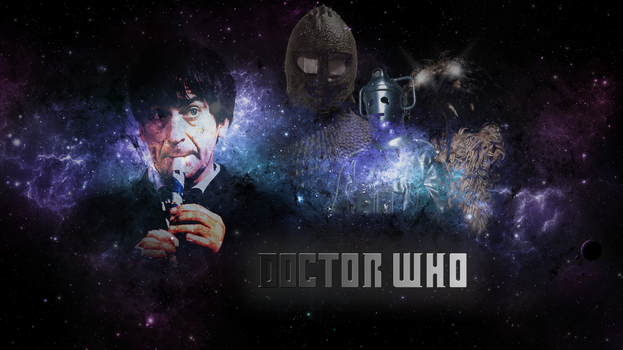 Doctor Who 2nd doc by natestarke
