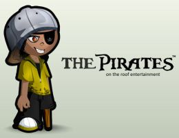 The Pirates - Mockup logo by jimmybjorkman