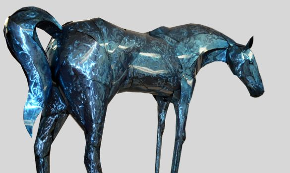Painted Pony by livesteel