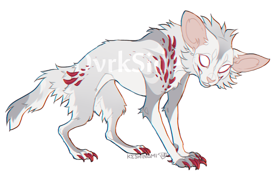 Blood Claw Adopt | OTA CLOSED by DvrkSide